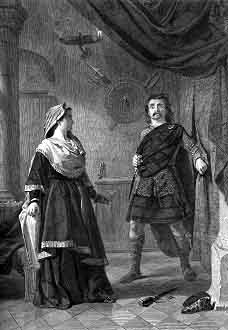 macbeth a tale of two theories by william shakespeare A tale of two theories essaysmacbeth(c1607), written by william shakespeare, is the tragic tale of macbeth, a virtuous man, corrupted by power and greed this tagedy.