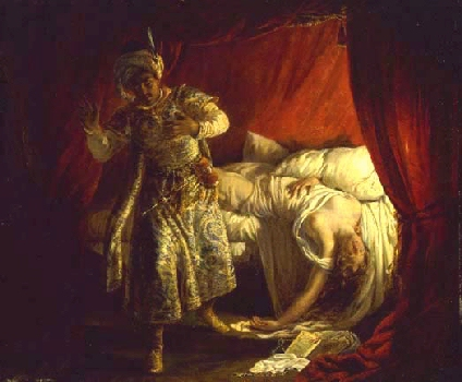 of mine and men and othello Unfit for mine own purposes desdemona well, do your discretion exit cassio enter othello and iago iago ha i like  othello certain, men should be.